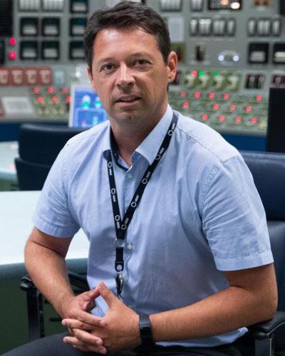 NENE2019 Gorazd Pfeifer, vodja proizvodnje, Nuklearna elektrarna Krško