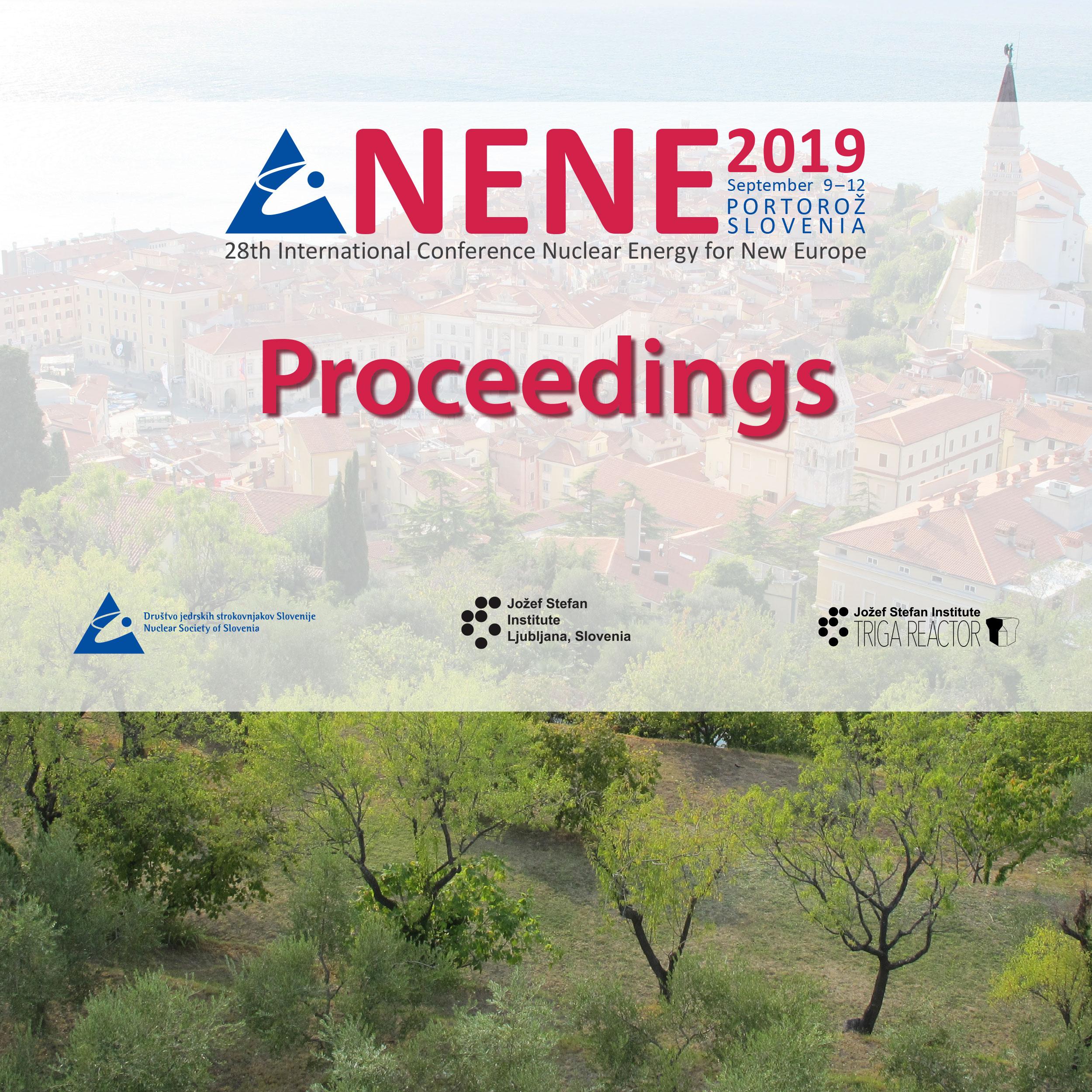 NENE2019 Proceedings