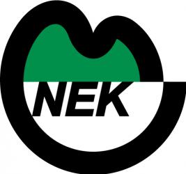 NENE2019 NEK logo